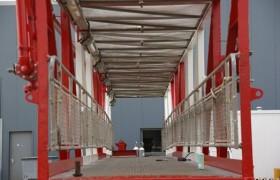 Gangway renovation for Seafox 1