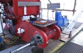 Kotterwerk aan boord Seafox 2