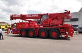 Alterations to fire brigade crane