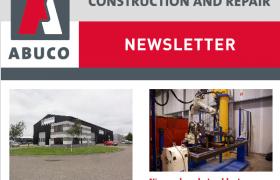 De nieuwe Abuco Nieuwsbrief