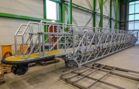 Milestone for ABUCO – 50th Gangway delivered!