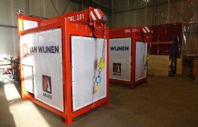 Lifting Tool for Van Wijnen